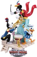 Px Exclusive - Disney DS-047 The Band Concert D-Stage Ser PX 6In Statue
