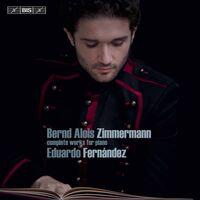 Eduardo Fernández - Complete Works For Piano (Hybr)