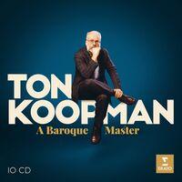 Ton Koopman - Baroque Master