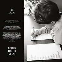 Brutus - Live In Ghent [Download Included]