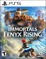 Ps5 Immortals Fenyx Rising - Immortals Fenyx Rising for PlayStation 5