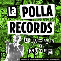 La Polla Records - Levantate Y Muere (2LP+DVD)
