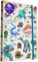 Insight Editions / Compiet, Iris - The Dark Crystal: Bestiary Creatures Softcover Notebook