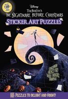 Kaplan, Arie - The Nightmare Before Christmas Sticker Art Puzzles