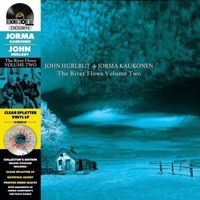 Jorma Kaukonen & John Hurlbut - The River Flows Vol. 2 (Rsd) [Clear Vinyl] [Record Store Day] [RSD Drops 2021]