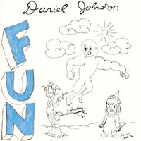 Daniel Johnston - Fun [Indie Exclusive] (Magenta Vinyl) [Colored Vinyl] [Indie Exclusive]