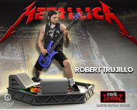 Metallica - Knucklebonz - Metallica - Robert Trujillo Rock Iconz