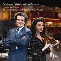 Tchaikovsky / Khourdoian / Altinoglu - Works For Violin & Orchestra