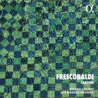 Frescobaldi / Cocset / Basses Reunies - Canzoni