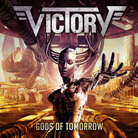 Victory - Gods Of Tomorrow [Digipak]