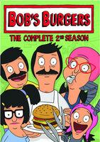 Bob's Burgers [TV Series] - Bob's Burgers: The Complete 2nd Season