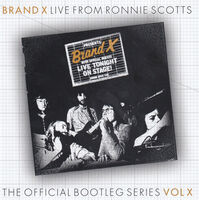 Brand X - Ronnie Scotts Live 1976