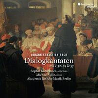 Akademie Fur Alte Musik Berlin - Bach: Dialogkantaten Bwv32, 49, & 57