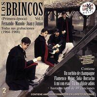Los Brincos - Primera Epoca 1964-1966