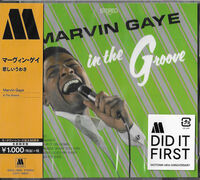 Marvin Gaye - In The Groove [Limited Edition] (Jpn)