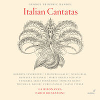 Handel - Italian Cantatas