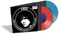 T Rex - Dandy In The Underworld (10in) (Blue) [Colored Vinyl] (Red)