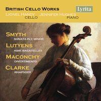 Lionel Handy - British Cello Works