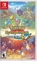 Swi Pokemon Mystery Dungeon: Rescue Team DX - Pokemon Mystery Dungeon: Rescue Team DX for Nintendo Switch