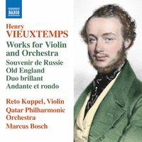 Reto Kuppel - Works For Violin & Orchestra