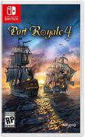 Swi Port Royale 4 - Port Royal 4 for Nintendo Switch