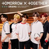 TOMORROW X TOGETHER - Drama (Version A) [Limited Edition CD/DVD]