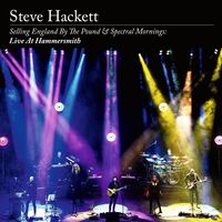 Steve Hackett - Selling England By The Pound & Spectral Mornings: Live at Hammersmith [Import Limited Edition Deluxe 2CD/Blu-ray/DVD]