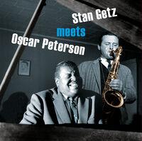Stan Getz / Peterson,Oscar - Stan Getz Meets Oscar Peterson (Bonus Track) [180 Gram]