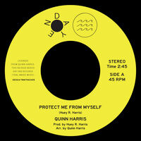 Quinn Harris - Protect Me From Myself [Limited Edition] [Reissue]