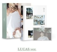 Wayv - Photobook (Lucas Version) (Post) (Stic) (Pcrd)