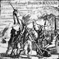 Corrupt Vision & Sibannac - Split