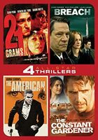 All-Star Thrillers: 4 Movie Collection - All-Star Thrillers: 4 Movie Collection (21 Grams / Breach / The American / The Constant Gardener)
