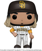 Funko Pop! MLB: - FUNKO POP! MLB: Padres- Fernando Tatis Jr. (Home Uniform)