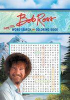 Editors of Thunder Bay Press - Bob Ross Word Search and Coloring Book