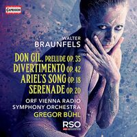 ORF Vienna Radio Symphony Orchestra - Orchestral Works