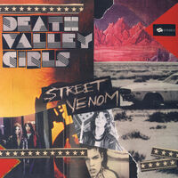 Death Valley Girls - Street Venom (Deluxe Edition) [Indie Exclusive] (Milky Clear))