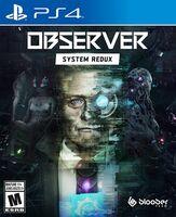 Ps4 Observer: System Redux - Ps4 Observer: System Redux