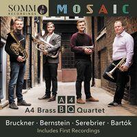Bruckner / A4 Brass Quartet - Mosaic