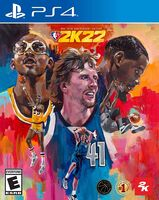 Ps4 NBA 2K22 75th Anniversary - Ps4 Nba 2k22 75th Anniversary
