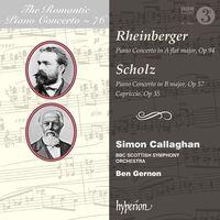 Simon Callaghan - Romantic Piano Concerto 76