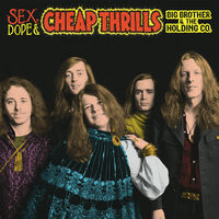 Big Brother & The Holding Company - Sex, Dope & Cheap Thrills [LP]