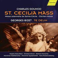 Bizet / Blasi / Zobeley - St Cecilia Mass / Te Deum