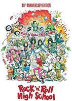 Rock 'N' Roll High School [Movie] - Rock 'N' Roll High School [40th Anniversary Edition Steelbook]