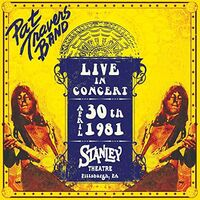 Pat Travers - Live In Concert April 30th 1981 - Stanley Theatre