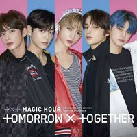 TOMORROW X TOGETHER - Magic Hour [Import]
