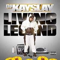Dj Kayslay - Living Legend [Digipak]