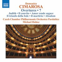 Czech Chamber Philharmonic Orchestra Pardubice - Overtures 7