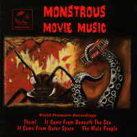 Monstrous Movie Music 1 / OST - Monstrous Movie Music 1 / O.S.T.
