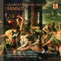 Handel / Choeur De Chambre De Namur - Samson (2pk)