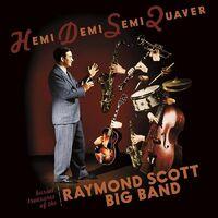 Raymond Scott - Hemidemisemiquaver--Buried Treasures Of Raymond